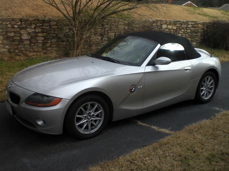 2003 Bmw Z4 For Sale By Owner In Roanoke Va 24015