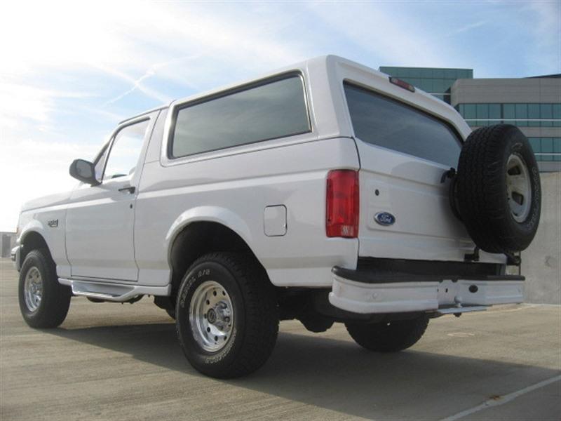 1995 ford bronco xlt for sale by owner in jacksonville fl 32210. Black Bedroom Furniture Sets. Home Design Ideas