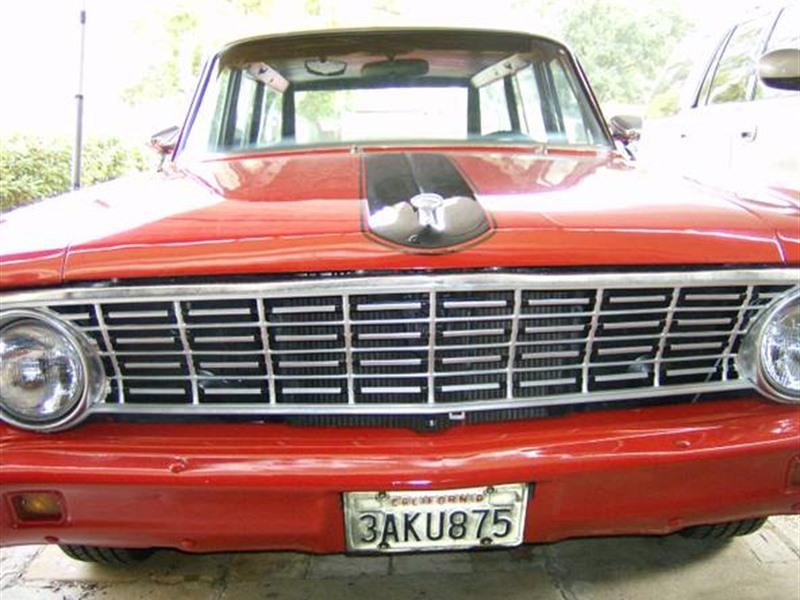 1964 ford falcon sw antique car jacksonville fl 32210. Black Bedroom Furniture Sets. Home Design Ideas