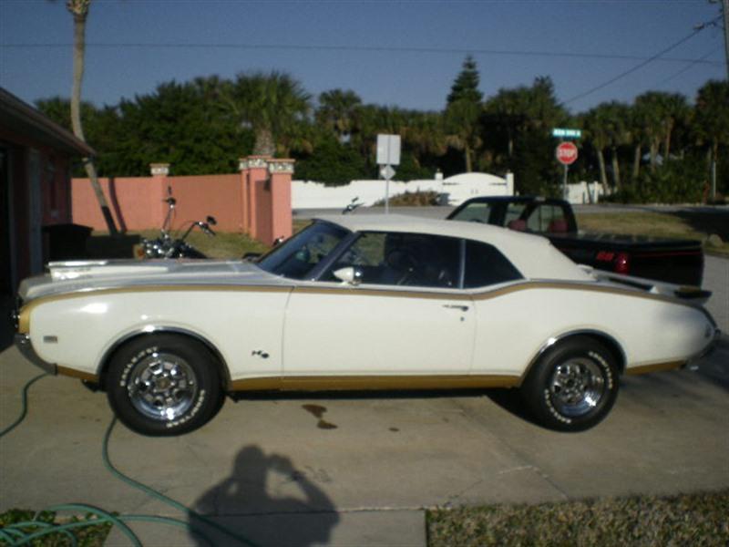 1969 oldsmobile cutlass antique car jacksonville fl 32226. Black Bedroom Furniture Sets. Home Design Ideas